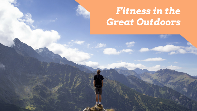 Fitness In The Great Outdoors