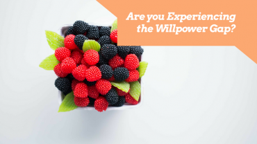 Are You Experiencing the Willpower Gap?