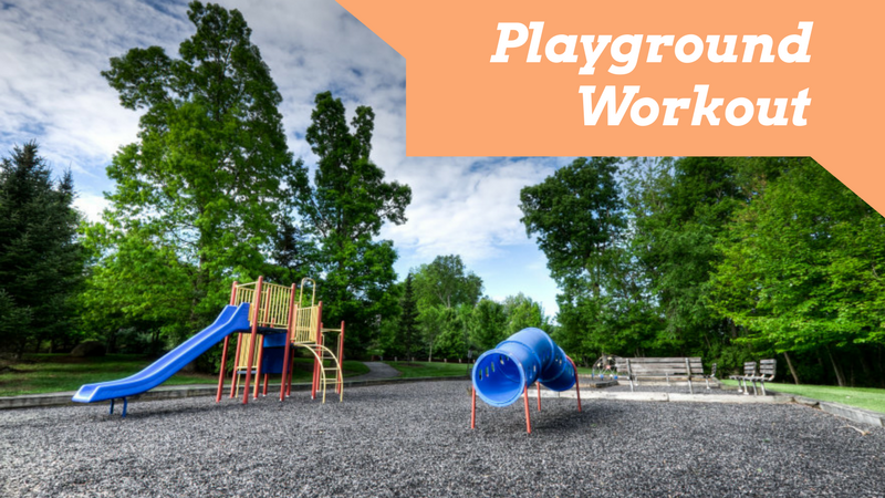 Simple Exercises for a Great Playground Workout
