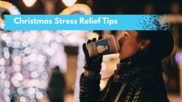Keeping stress in check over the 'silly season'