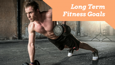 Long term fitness goals using SMART