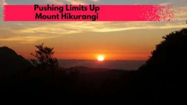 Pushing Our Limits on Mount Hikurangi
