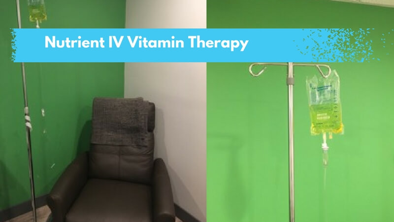 The Benefits of Nutrient IV Therapy