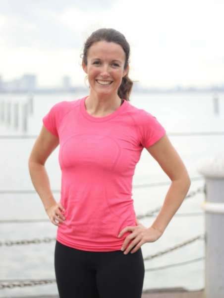 holistic health and fitness Elly McGuinness