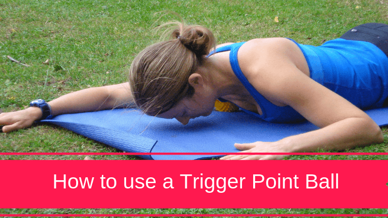 How to Use a Trigger Point Ball Effectively