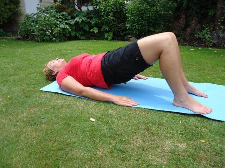 lower back exercises at home