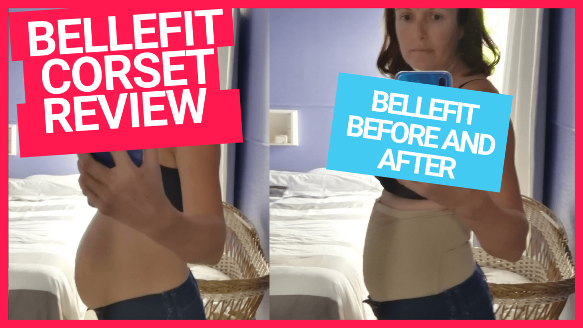 Bellefit Corset Review | Bellefit Before And After | Postpartum Girdle For Diastasis Recti Recovery