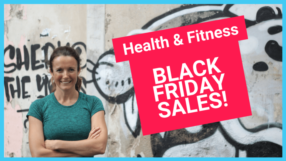 Health and Fitness Black Friday Deals 2020