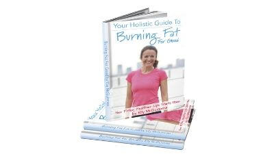 Book Cover-Your Holistic Guide to Burning Fat for Good