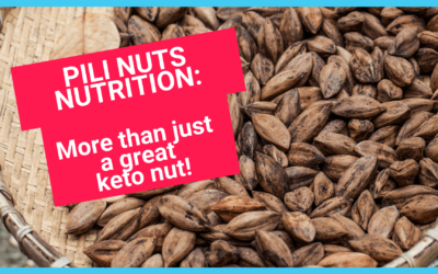 Pili nuts nutrition: More than just a great keto nut!