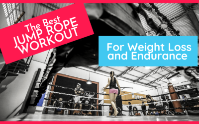 The Best Jump Rope Workout Routine for Weight Loss and Endurance
