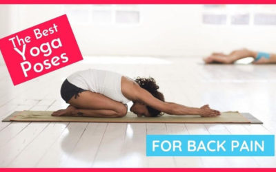 Top 5 Restorative Yoga Poses For Back Pain Relief