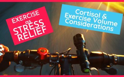 Exercise as Stress Relief: Cortisol, Workout Volume, and Best Tips