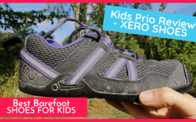 The Best Barefoot Shoes For Kids  Prio Review   Xero Shoes