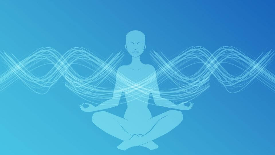NLP for weight loss - meditation and waves