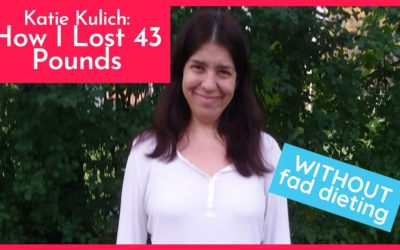 Weight Loss Story | How I lost 43 Pounds Without Fad Dieting