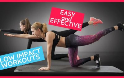 9 Easy and Effective Low Impact Workouts for Beginners