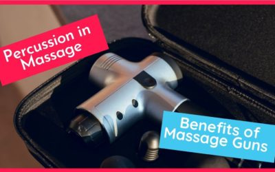 Percussion In Massage With A Massage Gun | How Percussive Therapy Works
